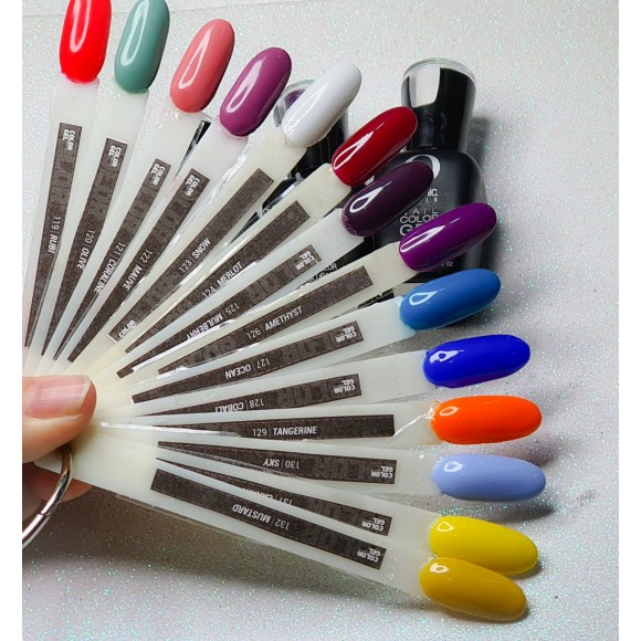 NEW COLLECTION COLOR GEL 15 ML.