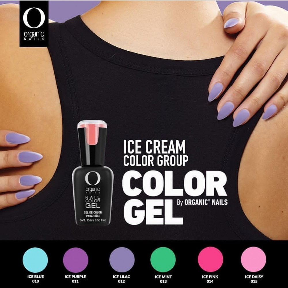 ICE CREAM COLOR GROUP 15 ML.