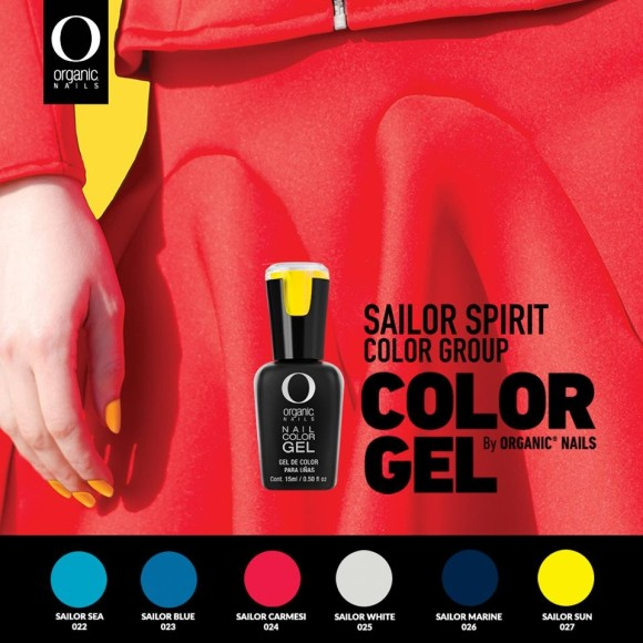 SAILOR SPIRIT COLOR GROUP 15 ML.