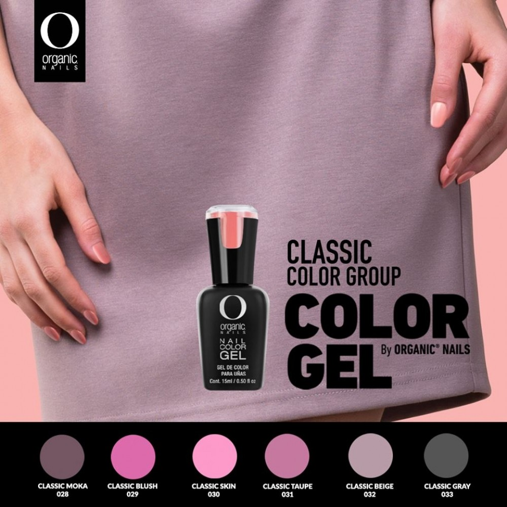 CLASSIC COLOR GROUP 15 ML.