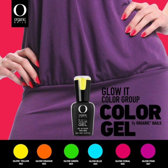 GLOW IT COLOR GROUP 15 ML.