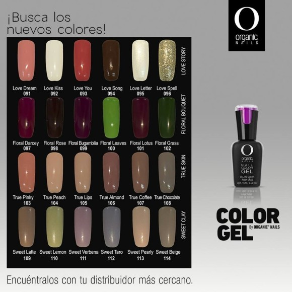 LOVE STORY COLOR GROUP 15 ML.